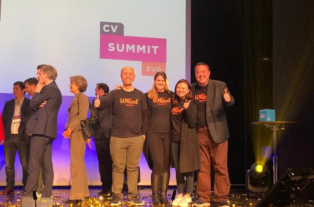 Top 4 in CV Summit for Real Estate 2019 Competition!