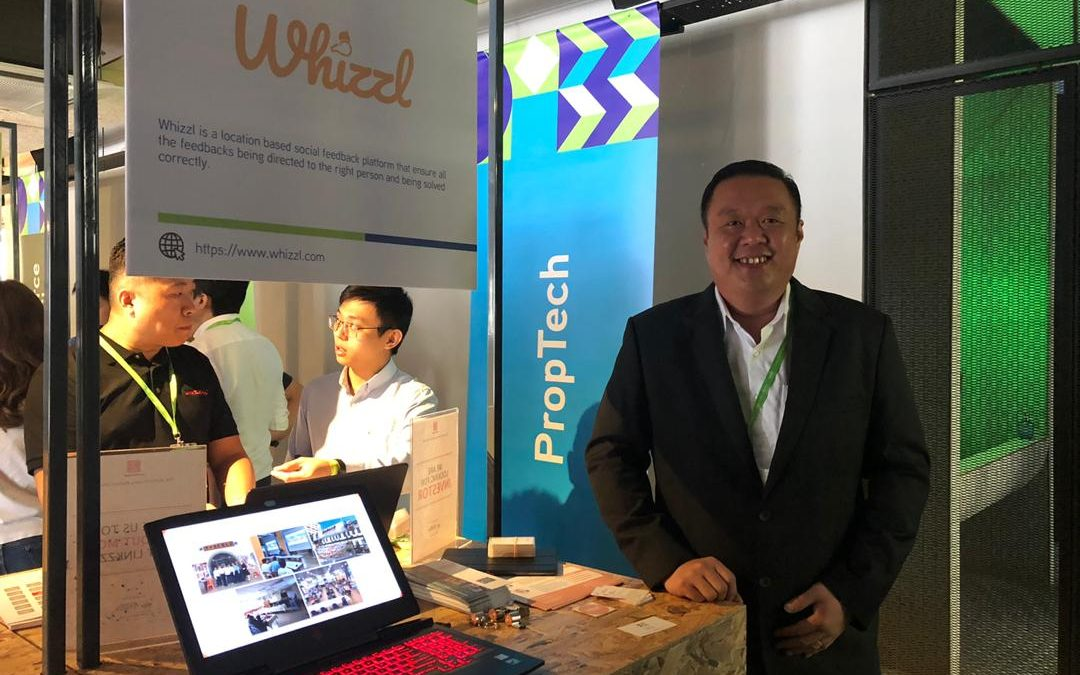 Whizzl x Maxis Market Access Day 2019