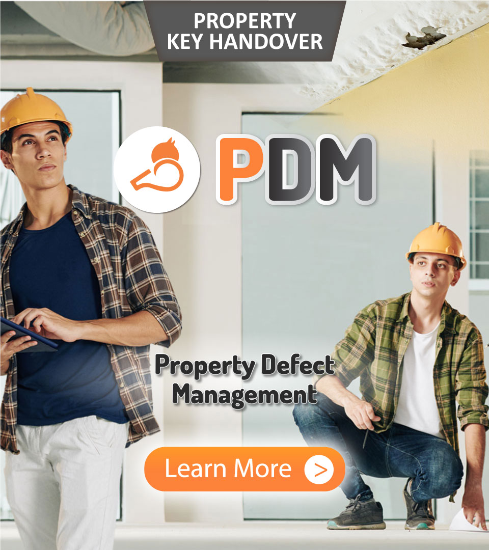 Property Key Handover, Other Industries, Whizzl, PDM, Property Defect Management, Learn More